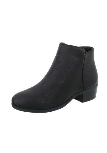 D5 Avenue Damen Klassische Stiefeletten - black
