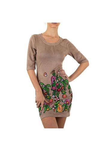 NOEMI KENT Damen Kleid von Noemi Kent - khaki