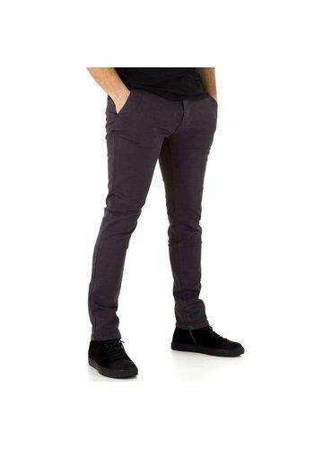 D5 Avenue Herren Jeans von TF Boys Denim - D.grau