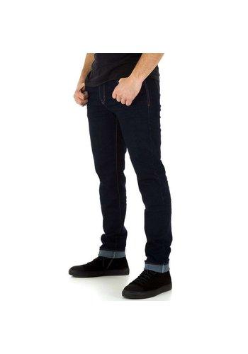 D5 Avenue Herren Jeans von TF Boys Denim - DK.blue