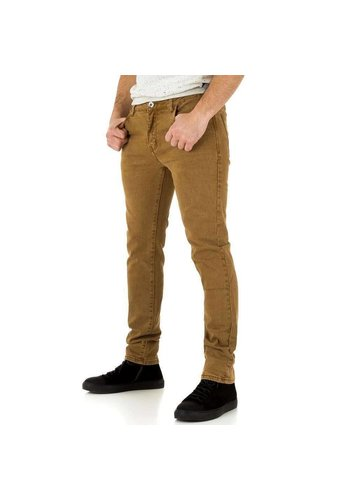 D5 Avenue Herren Jeans von TF Boys Denim - camel