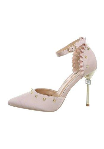 D5 Avenue Frauen Stiletto Heels - Beige