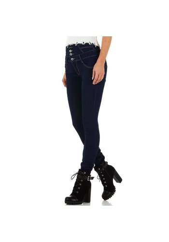 D5 Avenue Damen Jeans von By Sasha - DK.blue