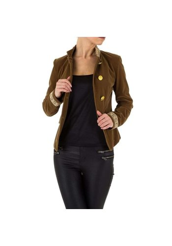 D5 Avenue Damen Jacke - khaki