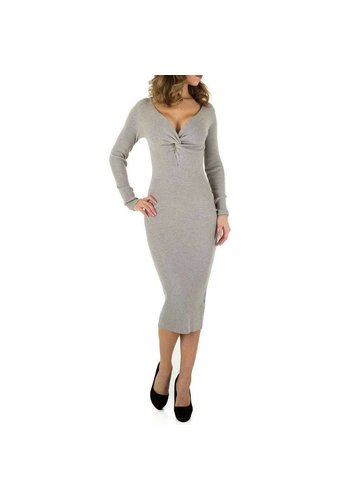D5 Avenue Damenkleid - grau