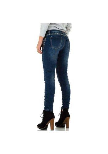 D5 Avenue Damen Jeans - blue
