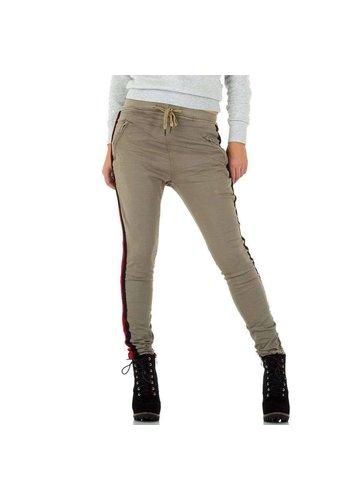 D5 Avenue Damen Jeans - taupe