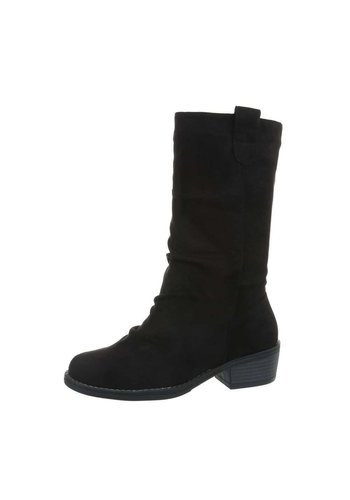D5 Avenue Damen Klassische Stiefel - schwarz