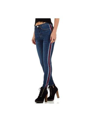 D5 Avenue Damen Jeans von Daysie - blau