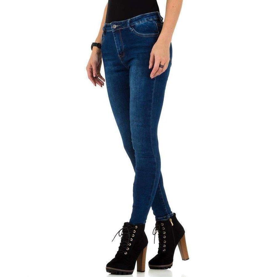 Damen Jeans von Milas - blau