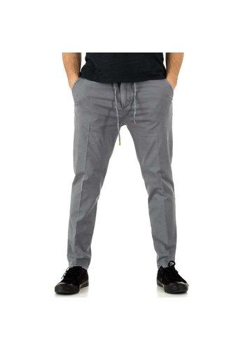 D5 Avenue Herren Hose von Y.Two Jeans - lightgrey