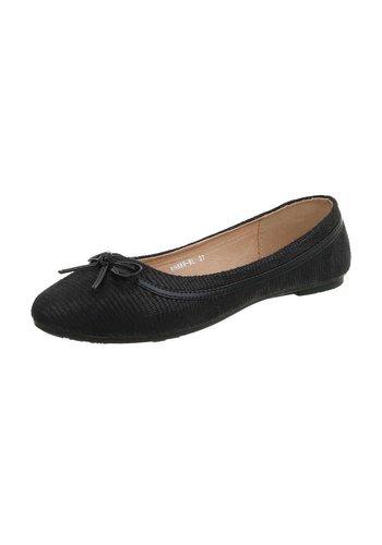 D5 Avenue Damen Ballerinas - black