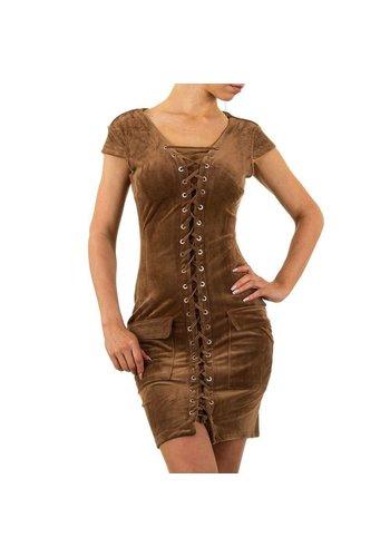 NOEMI KENT Damen Kleid von Noemi Kent - braun