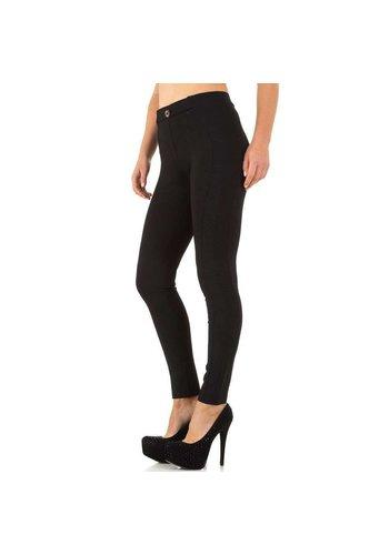 D5 Avenue Damen Hose von Daysie Jeans - schwarz