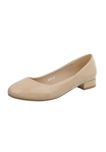 D5 Avenue Ladies classic mule - beige