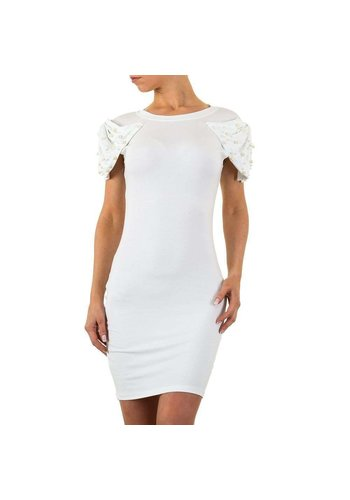 EMMA&ASHLEY Kleidung-KL-WJ-7951-weiß