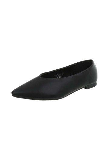D5 Avenue Damenballerinas - schwarz