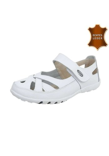 D5 Avenue Damen Sandale - weiß