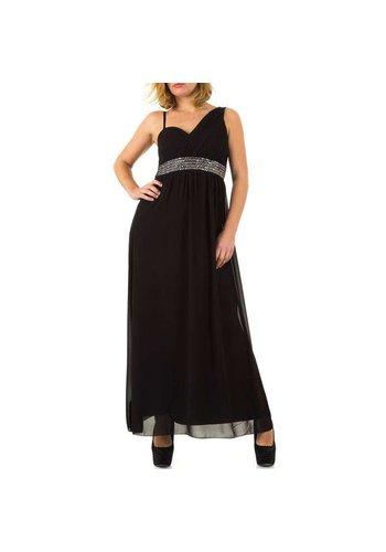 USCO Damen Kleid von Usco - schwarz