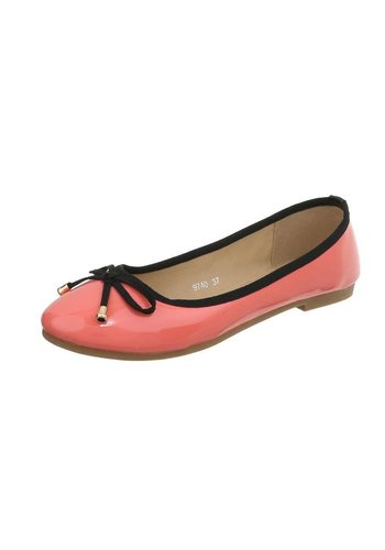 D5 Avenue Damen Ballerinas - pink