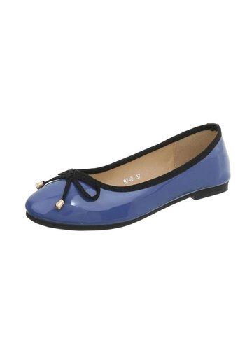 D5 Avenue Damen Ballerinas - blue