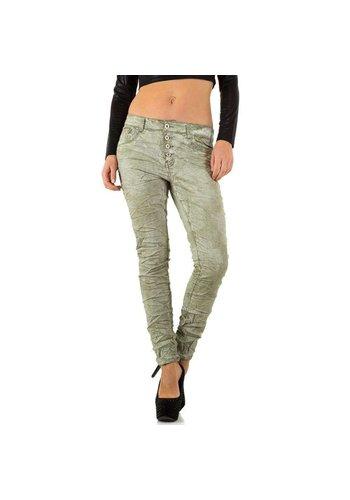 D5 Avenue Damen Jeans von New Play - L.green