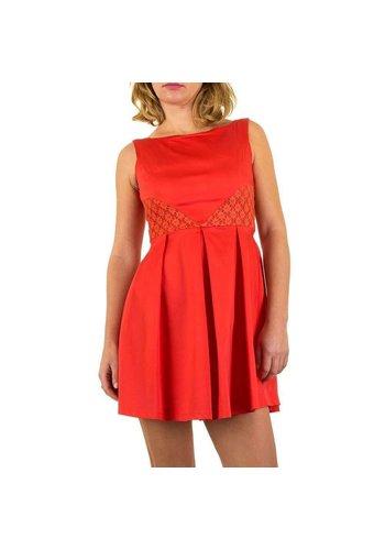 USCO Damen Kleid von Usco - rot