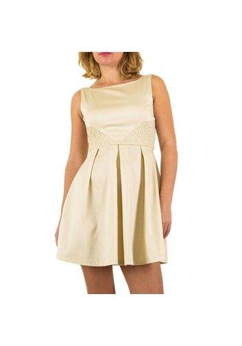 USCO Damen Kleid von Usco - cream