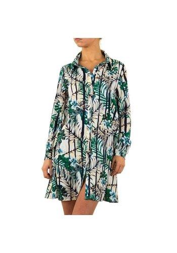 SHK PARIS Damen Kleid von Shk Paris - green