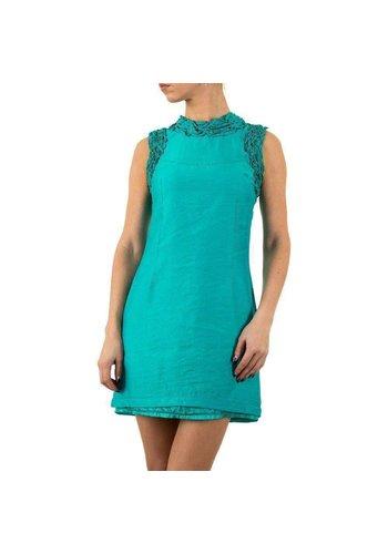 USCO Damen Kleid von Usco - petrol