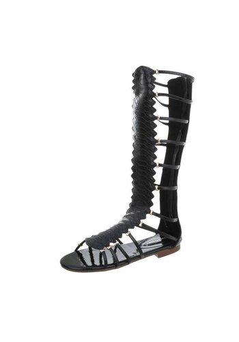 D5 Avenue Damen Sandalen - schwarz