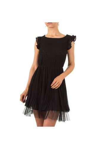 D5 Avenue Damen Kleid von Pippa Dee - schwarz