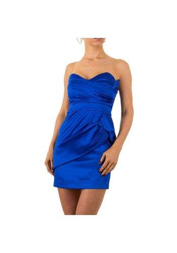 USCO Damen Kleid von Usco - blue