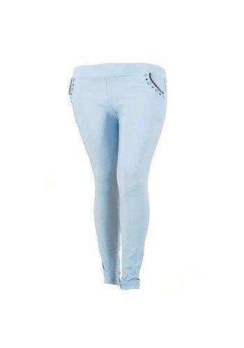 HOLALA Damenhose von Holala -H. blau