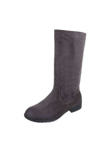 D5 Avenue Damen Stiefel - grey