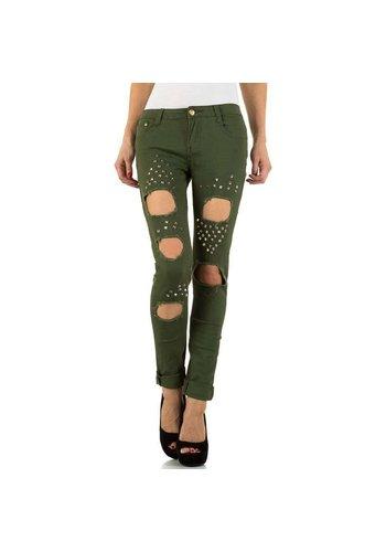 NOEMI KENT Damen Jeans von Noemi Kent - green
