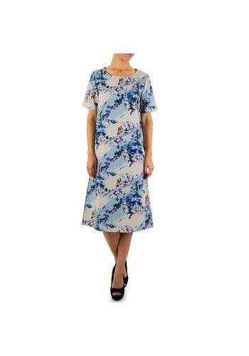 D5 Avenue Damenbekleidung von Shk Mode - blau