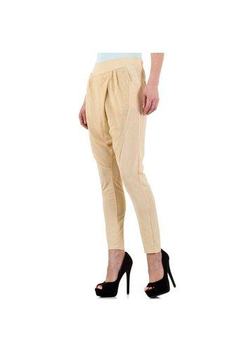 BLUE RAGS Damen Hose von Blue Rags - beige
