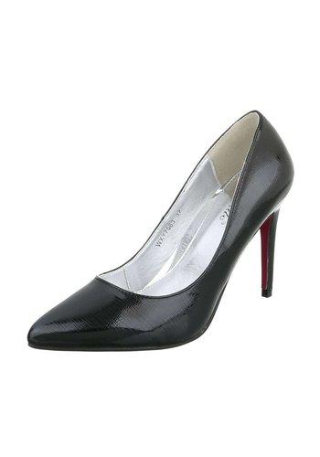 D5 Avenue Damen High Heels - black