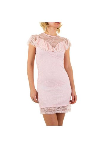 D5 Avenue Damen Kleid - rose