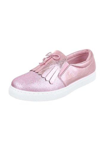 D5 Avenue Damen Halbschuhe - pink