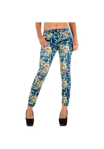 MOZZAAR Damen Jeans von Mozzaar - multi
