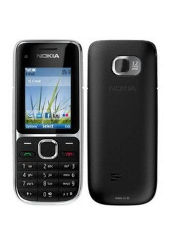 Nokia Mobiltelefon 3G - C2-01 - gebraucht