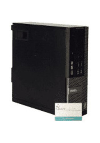 Dell Desktop 9020sff (4th Gen) I5-8-128ssd