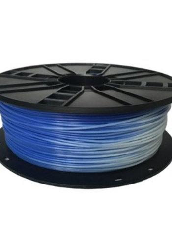 Gembird3 ABS-Filament blau bis weiß, 1,75 mm, 1 kg