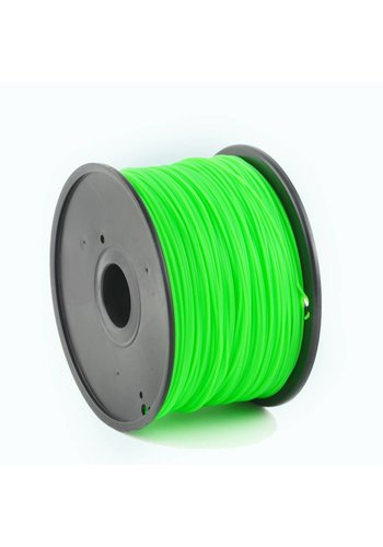 Gembird3 PLA Green, 3 mm, 1 kg