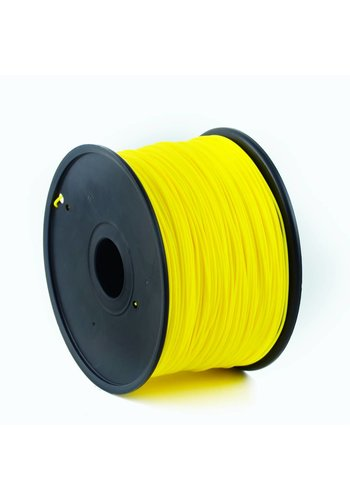 Gembird3 PLA Yellow, 3 mm, 1 kg
