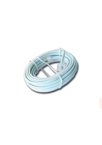 CableXpert Telefonanschlusskabel 6P4C, 5 m