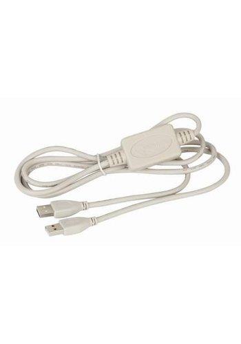Gembird UANC22V USB 2.0 Netzwerk Link Kabel