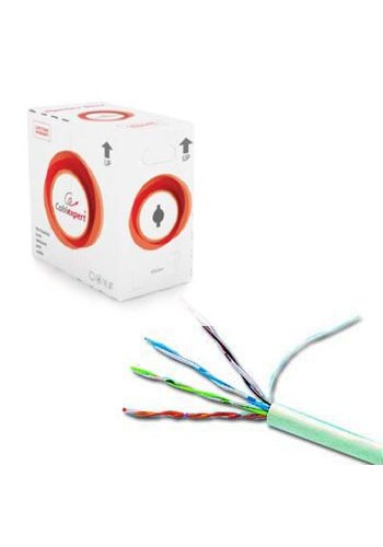 CableXpert CAT6 UTP LAN cable, solid, 1000 ft